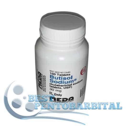 Buy Butisol Sodium 30mg Online