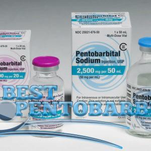 Buy Pentobarbital Sodium 2500mg Online
