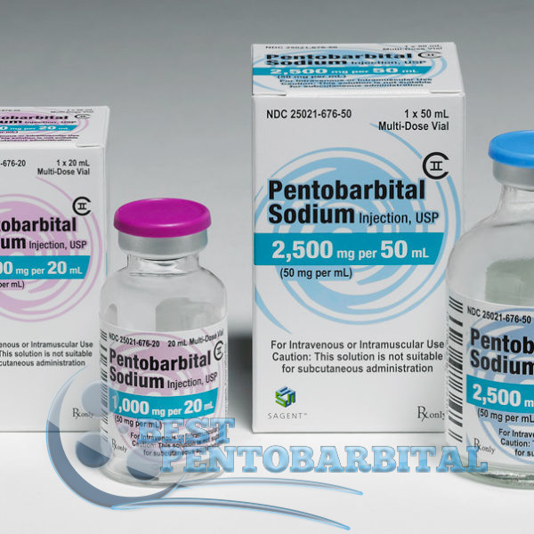 Pentobarbital vs Phenobarbital